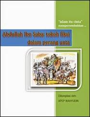 abdullah ibn saba tokoh fiksi dalam perang unta