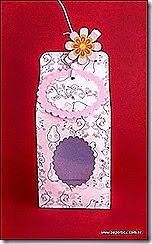 Geschenkverpackung-Süßigkeitenbox 3