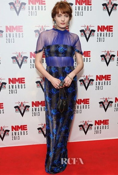 Florence-Welch-In-Christopher-Kane-