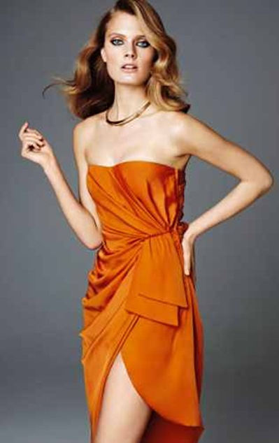 hm-conscious-orange-dress