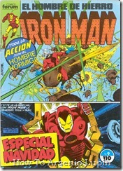 P00050 - El Invencible Iron Man #151