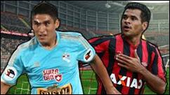 Sporting Cristal vs Atlético Paranaense