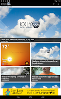 Screenshot of KXLY.com
