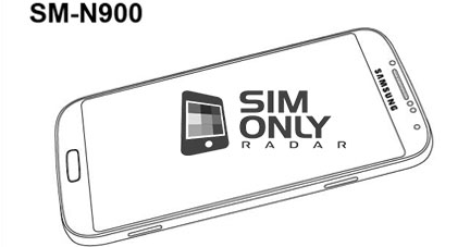 Some leaked pages of a manual shows the Samsung Galaxy