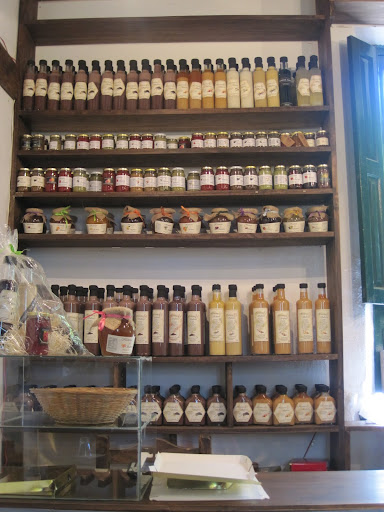 "Chocolates, liquors, and spreads at Chocolateria ""A la Antigua"""
