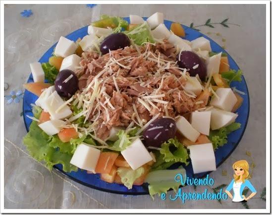 Comidinhas do dia a dia_Salada de atum