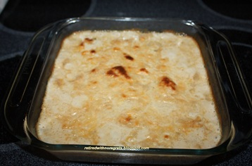 Un-Classic Mac N Cheese - Just from the oven B