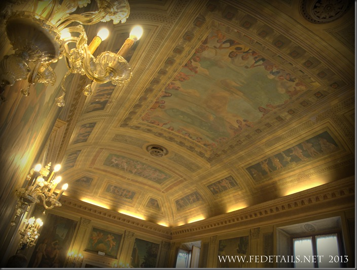 Palazzo Roverella, salone interno, foto 3, Ferrara, Emilia Romagna, Italia - Palace Roverella, interior salon,  photo 3, Ferrara, Emilia Romagna, Italy - Property and Copyrights of FEdetails.net