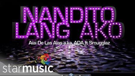 Ai-Ai De Las Alas ft Smugglaz - Nandito Lang Ako (Official Lyric Video)