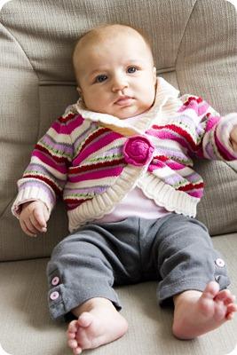 Keira 2 months