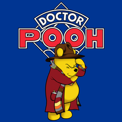 Doctor Pooh Tshirt