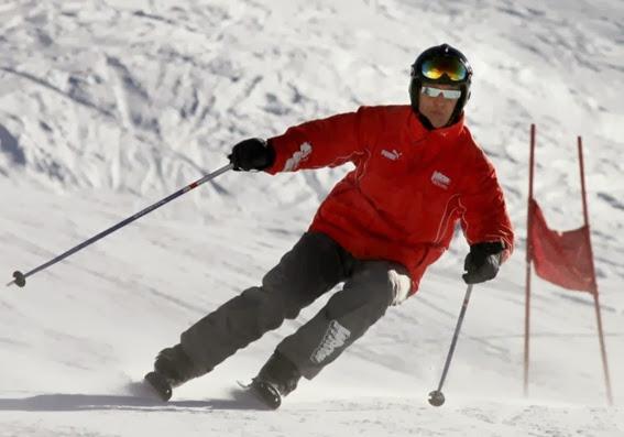 Michael Schumacher está em coma e corre risco de morte