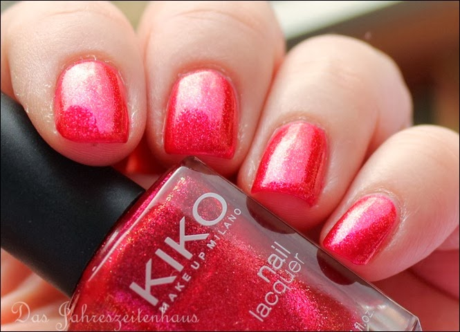 KIKO 277 Blueberry Glitter 8