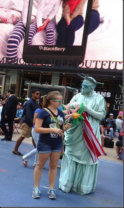 lady liberty and emily