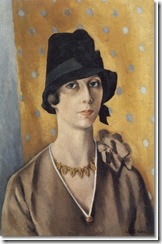 ernest-fiene-girl-with-black-hat-approximate-original-size-24x16