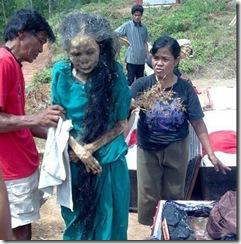 Ходячие мертвецы Индонезии