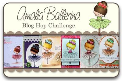 Amalia Ballerina Blog Hop Challenge