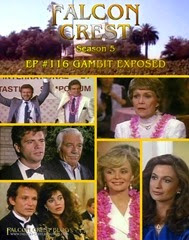 Falcon Crest_#116_Gambit Exposed