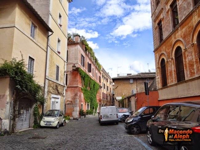 Visita Trastevere Roma 2