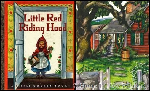 Little Red Reding Hood Book