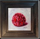 framed raspberry