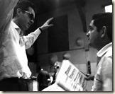 Jacques Demy et Michel Legrand