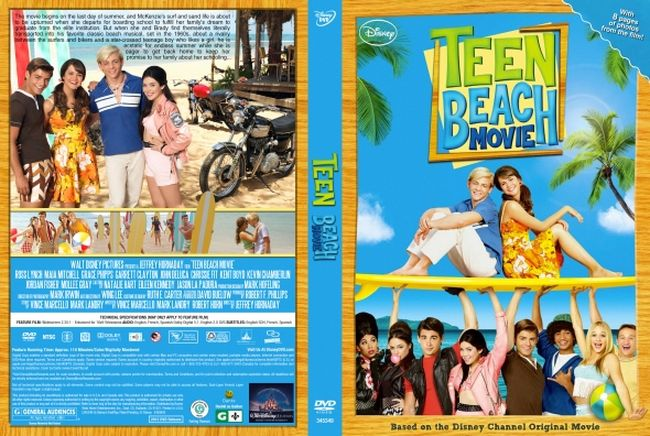Teen Beach Movie – Latino