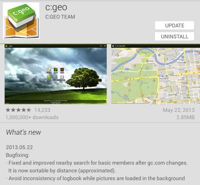 c:geo version 2013.05.22