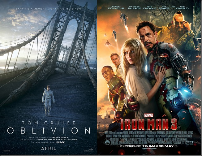 oblivion iron man 3