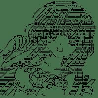 花之宮 瑞穂 (月に寄りそう乙女の作法・乙女理論とその周辺)