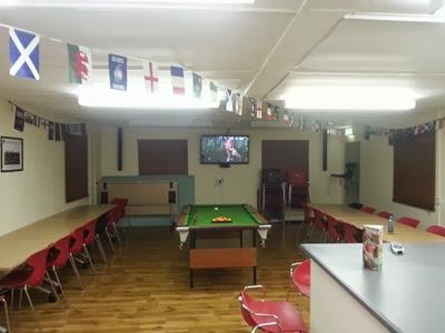 clubroom