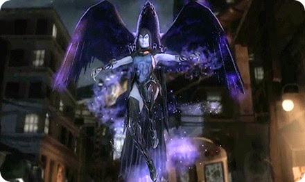 injustice-gods-among-us-raven-victory-pose