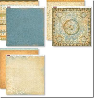 Florentine Paper pack X7153B