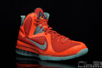 lebron9 allstar galaxy 50 web black Nike LeBron 9 All Star aka Galaxy Unreleased Sample