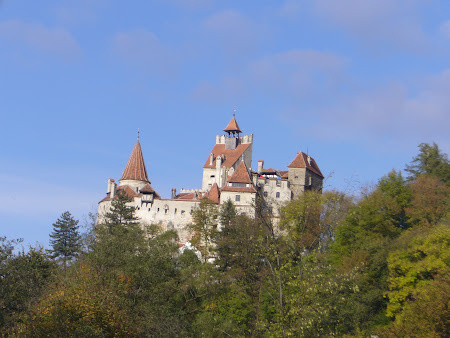 Sights of Romania: Bran Castle
