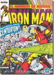 P00043 - El Invencible Iron Man - 143 #144