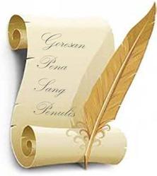 Goresan Pena Sang Penulis -blogsitaufik.blogspot.com