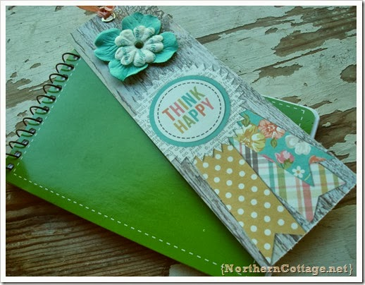 {Northern Cottage} bookmark