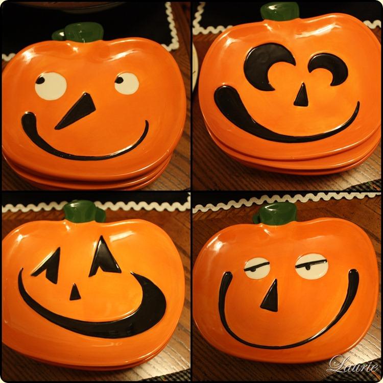 pumpkn platees