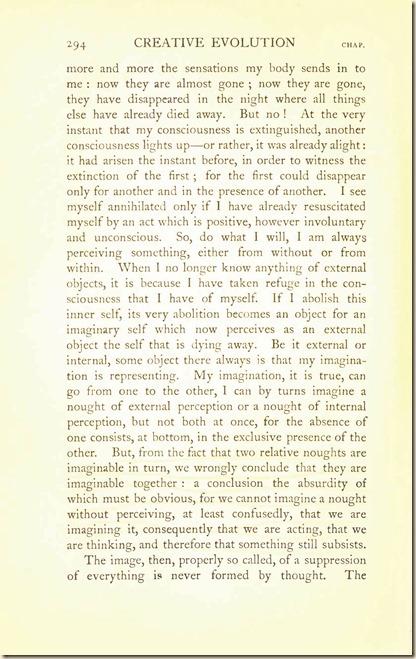 Bergson. Creative Evolution. 1911 creativeevolutio00berguof.test.t_Page_308
