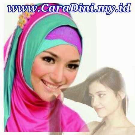 rambut hijab