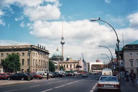 Obiective turistice Berlin: Unterdenlinden