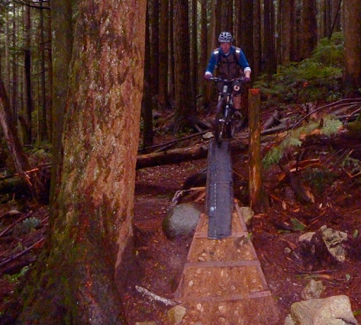 digger, todd fiander, north shore, trails, mountain biking, north van, extreme, whistler
