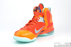lebron9 allstar galaxy 26 web white Nike LeBron 9 All Star aka Galaxy Unreleased Sample