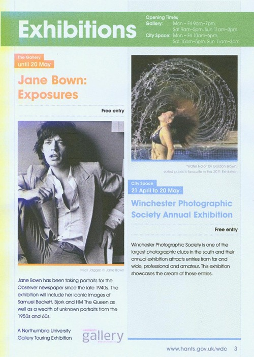 Bown Exhib
