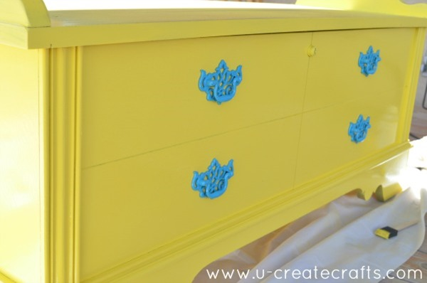 DIY Cedar Chest Makeover 13