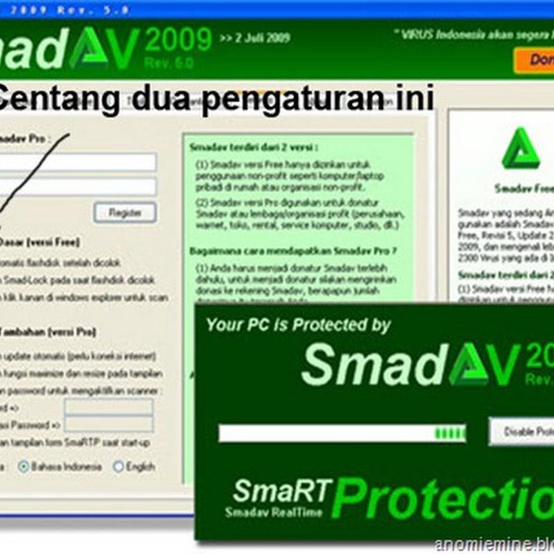 Membuat Antivirus di dalam Flashdisk