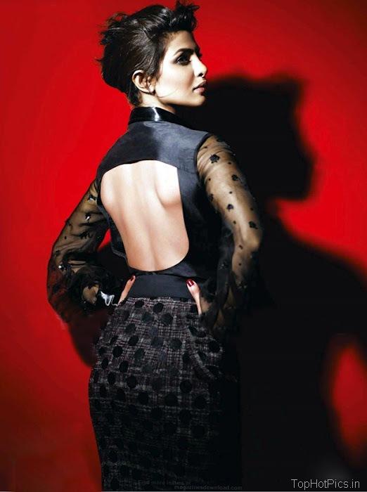 Priyanka Chopra Hot Photoshoot for Vogue 3