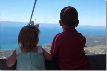 Heavenly Gondola Ride - Lake Tahoe
