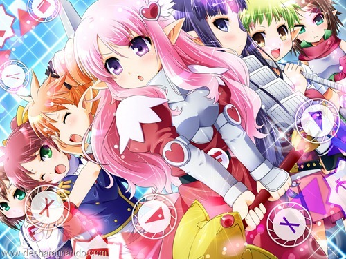 baka to test to shoukanjuu anime wallpapers papeis de parede download desbaratinando   (10)